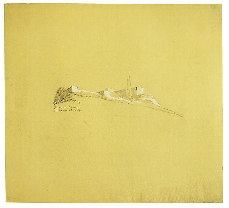 Eric Mendelsohn. Envisioning Architecture (MoMA, New York, 2002) 1935, 89