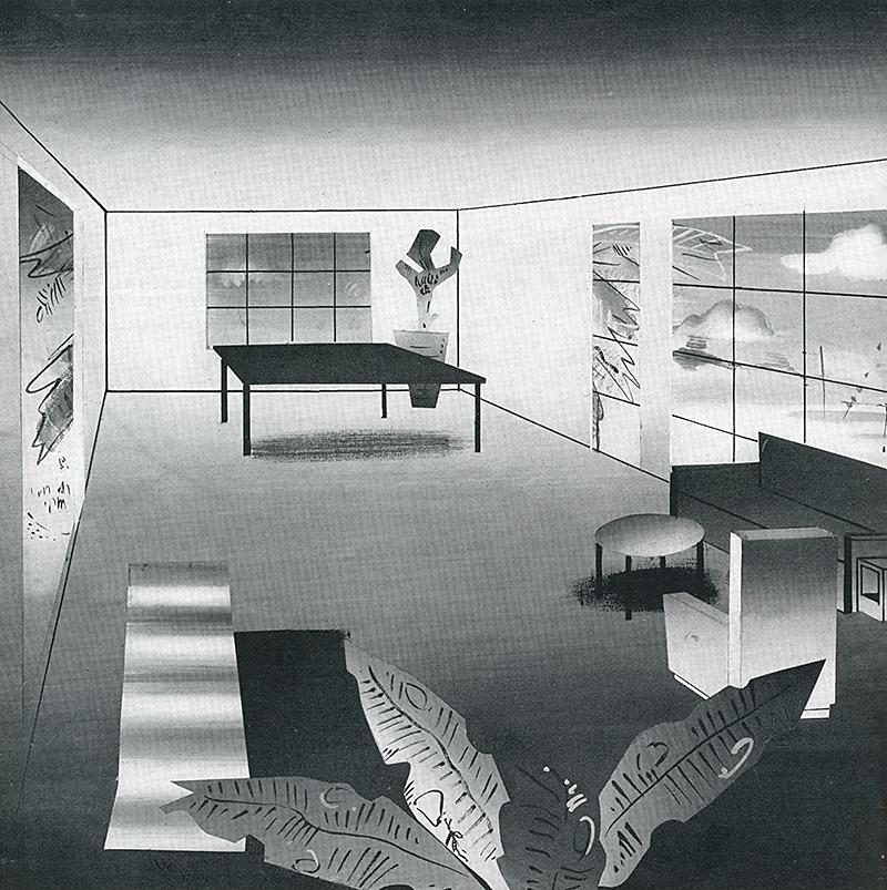 Cheesewright Mason. Interiors v.100 n.6 Jan 1941, 22