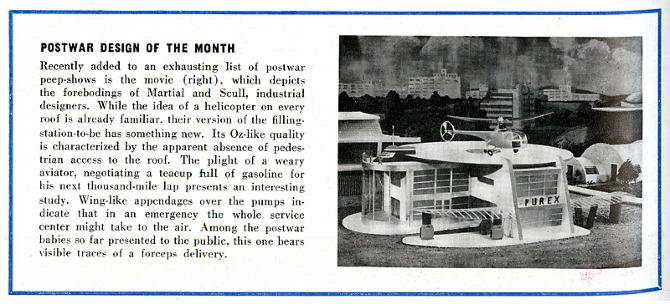 Martial and Scull. Architectural Forum 80 May 1944, 6