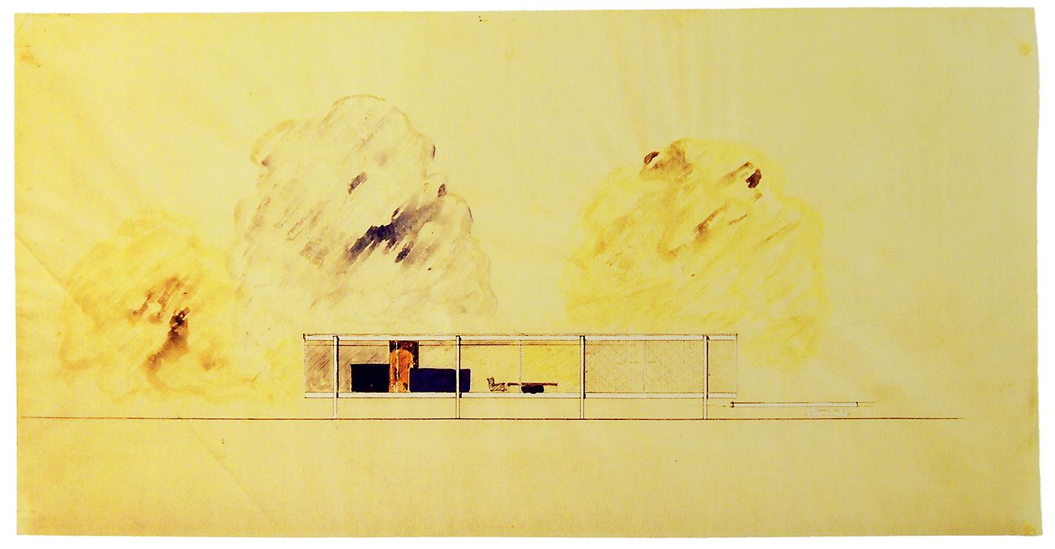 Mies van der Rohe. Envisioning Architecture (MoMA, New York, 2002) 1945, 98