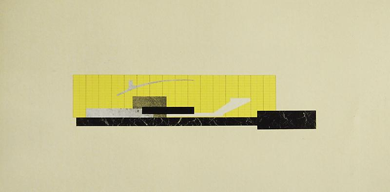 Mies van der Rohe. Envisioning Architecture (MoMA, New York, 2002) 1947, 93
