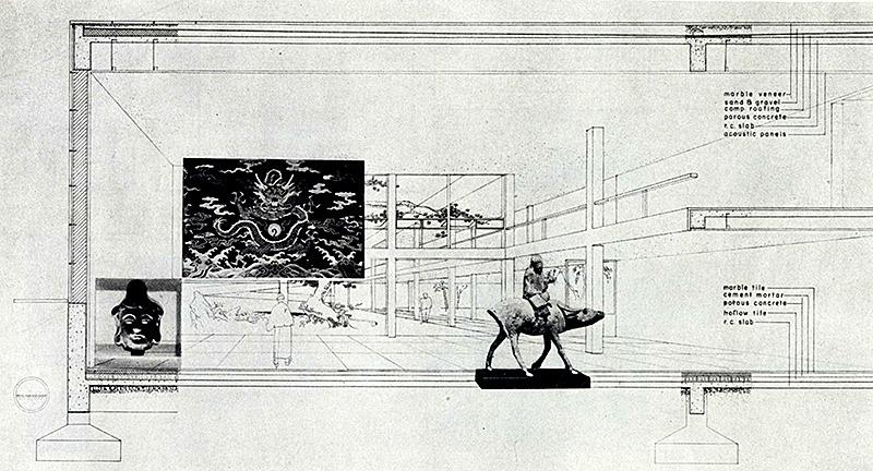 IM Pei. Progressive Architecture 29 February 1948, 52