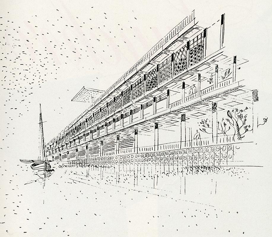 Matthew Nowicki. Architectural Forum Oct 1950, 207