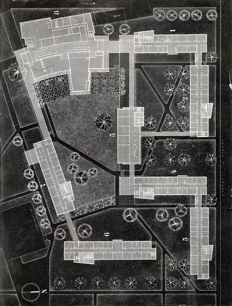 The Architects Collaborative. Architecture D'Aujourd'Hui v. 20 no. 28 Feb 1950, 31