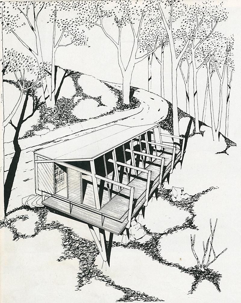 William Carmen. Arts and Architecture. Nov 1951, 34