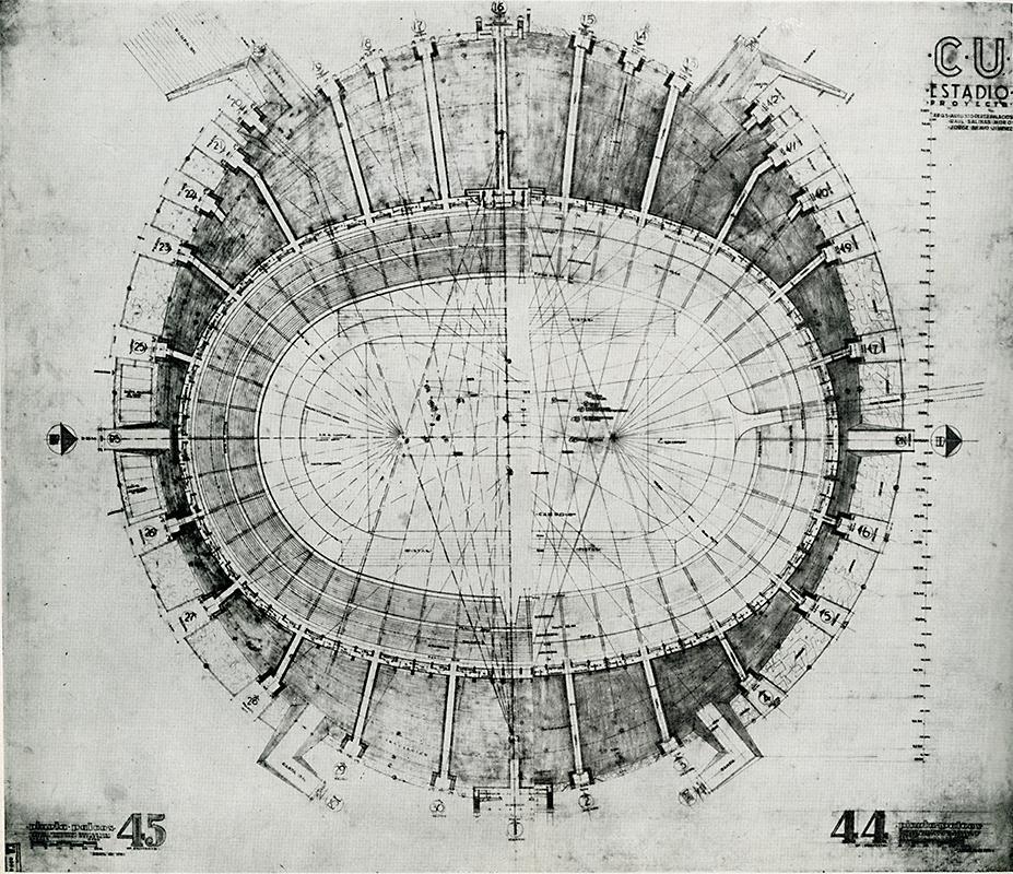 Augusto Perez Palacios, Raul Salinas Moro, Jorge Bravo Jimenez. Arts and Architecture. Aug 1952, 34