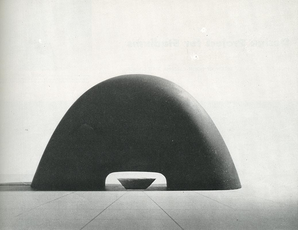 Isamu Noguchi. Arts and Architecture. Apr 1953, 16