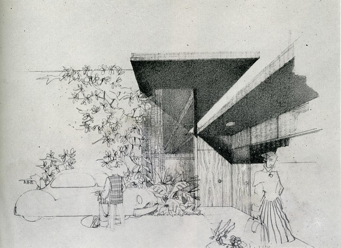 Richard Neutra and Robert E Alexander. Arts and Architecture. Sep 1953, 19