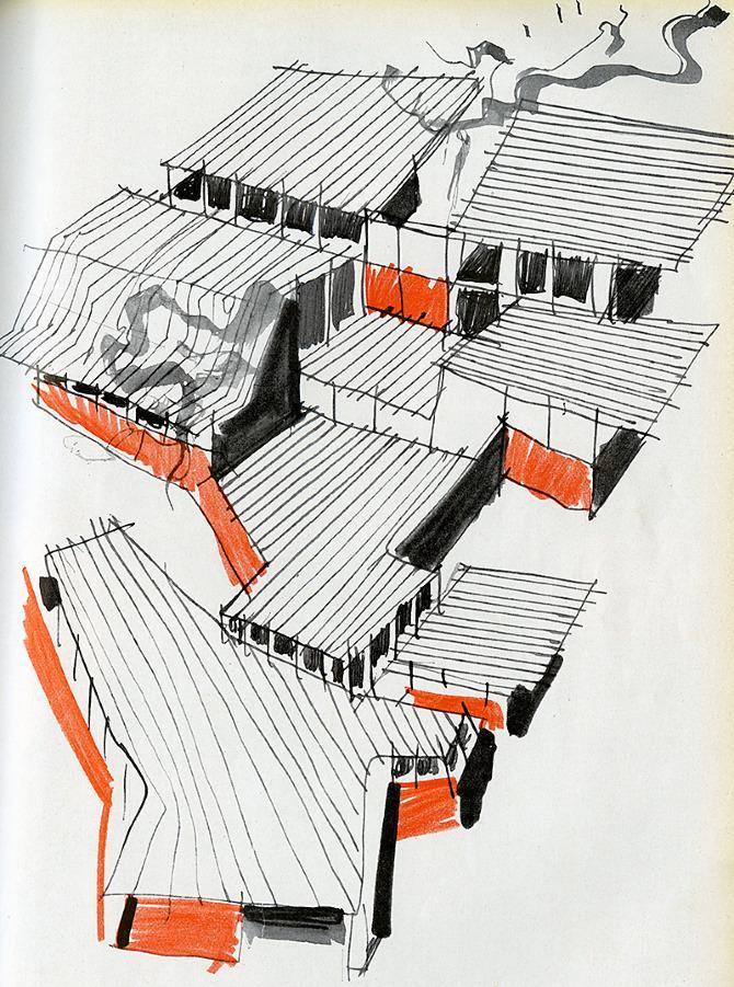 Mario Tedeschi. Domus 311 October 1955, 11