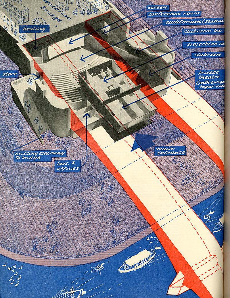 Kenneth Browne. Architectural Review v.120 n.717 Oct 1956, 214