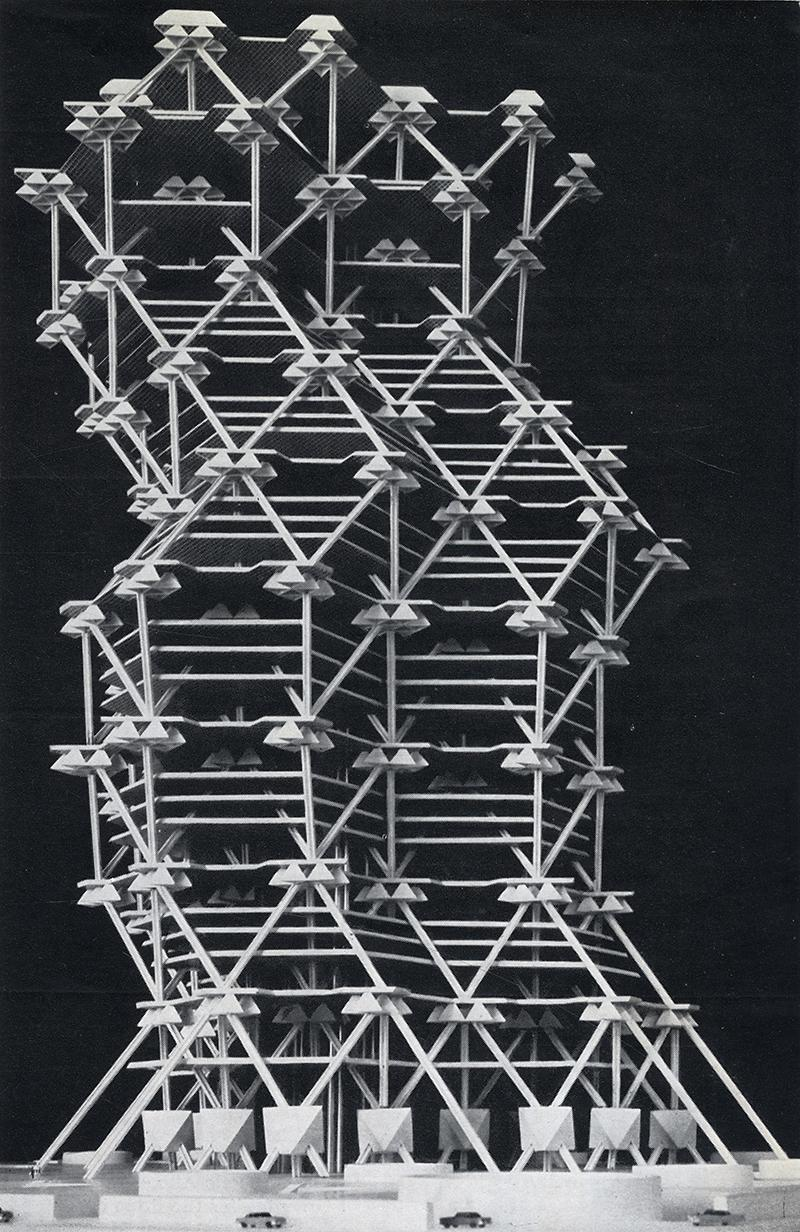Louis Kahn. Architectural Review v.121 n.724 May 1957, 345