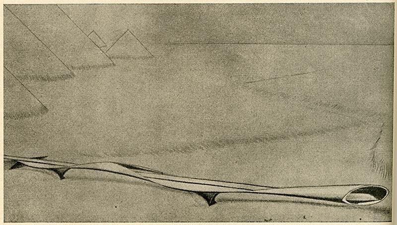 Paolo Soleri. Casabella 224 (1959) 1948, 17