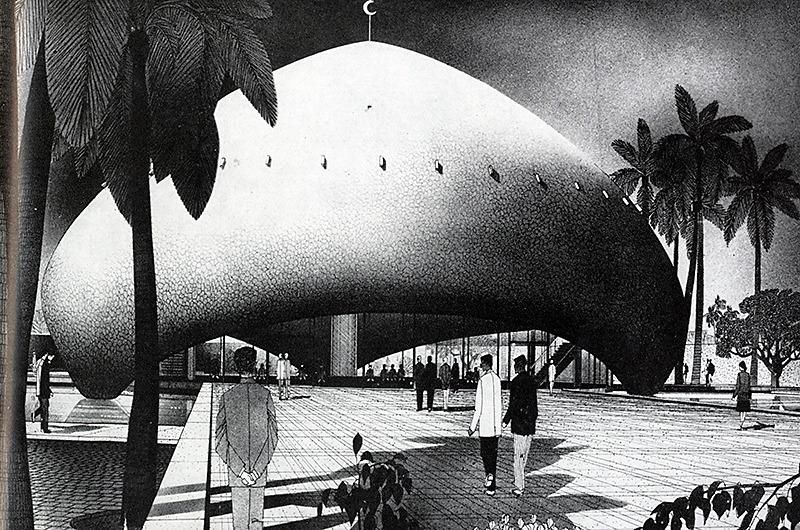 The Architects Collaborative. Architecture D'Aujourd'Hui 91 September 1960, 97