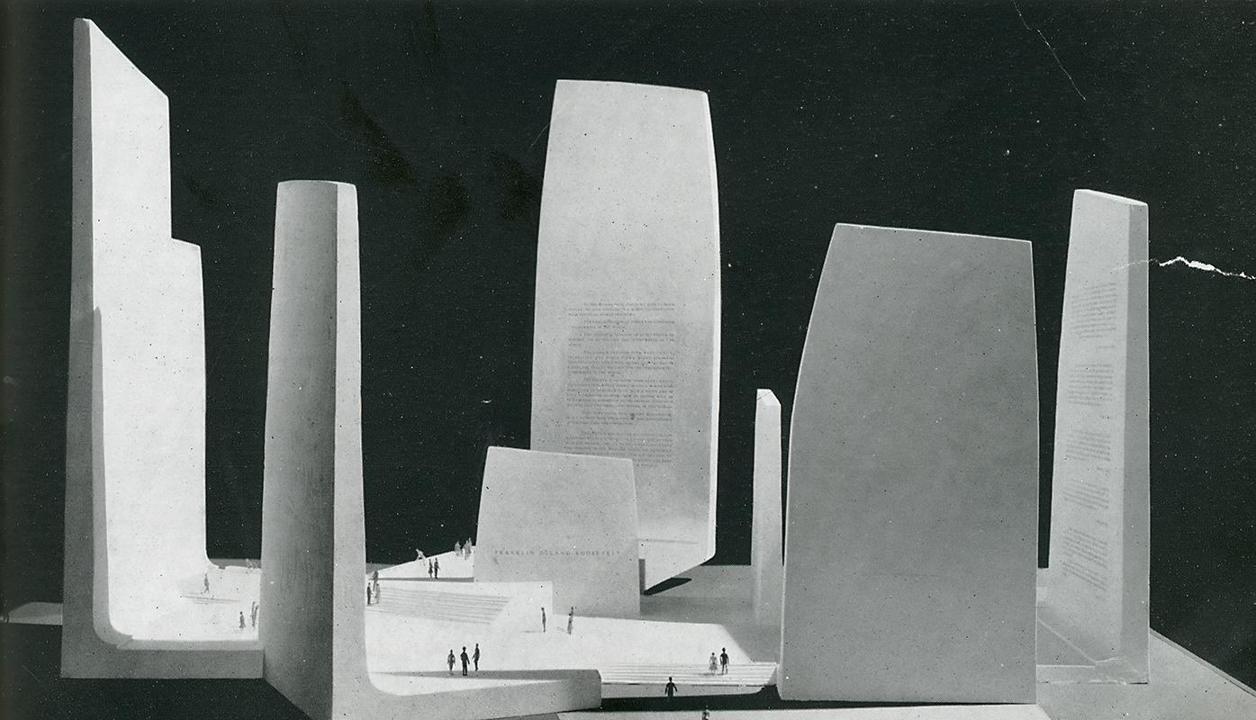 William F Pedersen and Bradford S Tilney. Architecture D'Aujourd'Hui. 96 Jun 1961, 91