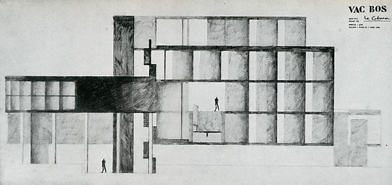 Le Corbusier. Casabella 259 1962, 56