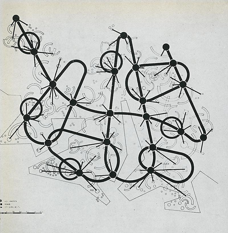 Andrija Mutnjakovic, Alexandar Srnec. Casabella 293 1964, 42