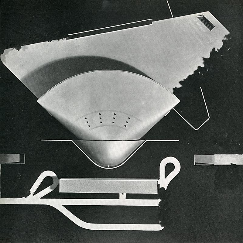 Catalano, Nery, Grego, DeGiorgi, Gandolfi, Lanus. Casabella. 285 1964, 22