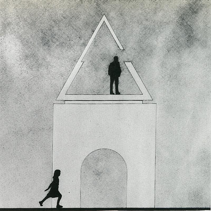 Luca Meda, Aldo Rossi. Casabella 290 1964, 41