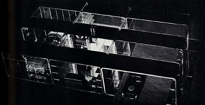 Herbert Ohl and Bernd Meurer. Architectural Design 35 July 1965, 342