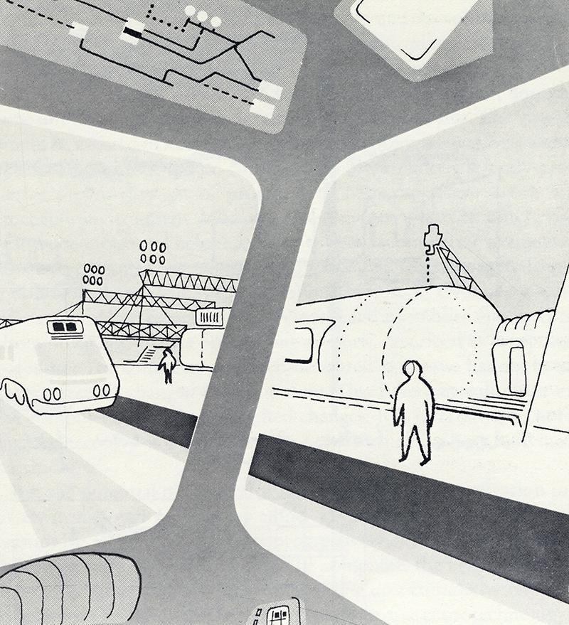 Cedric Price (1966). AA Files 8 January 1985, 99