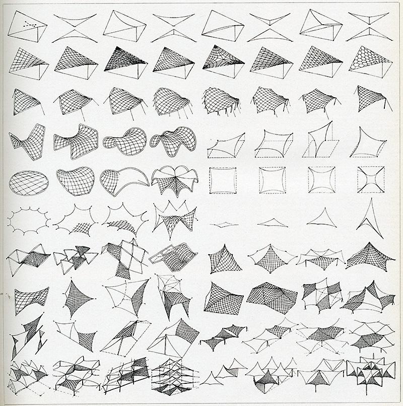 Frei Otto. Casabella 301 1966, 35