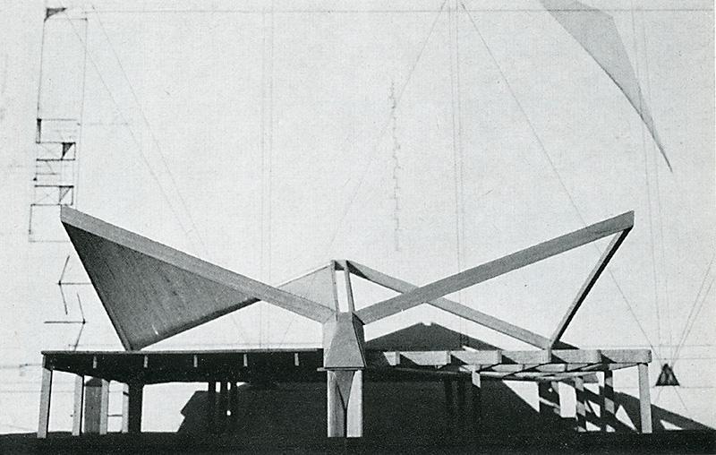M. Cheij Gammachio, D. Darvich K.. Casabella 307 1966, 41