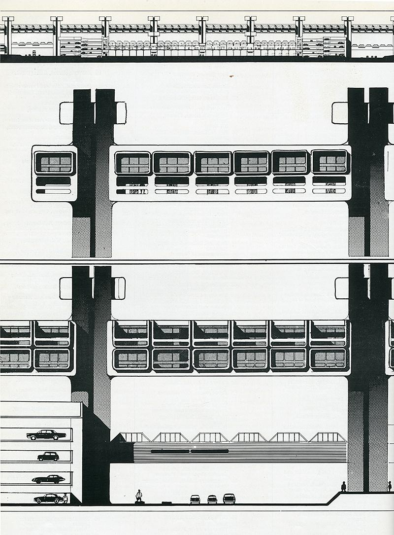 F. Lloyd Roche. Architectural Review v.141 n.83 Jan 1967, 8