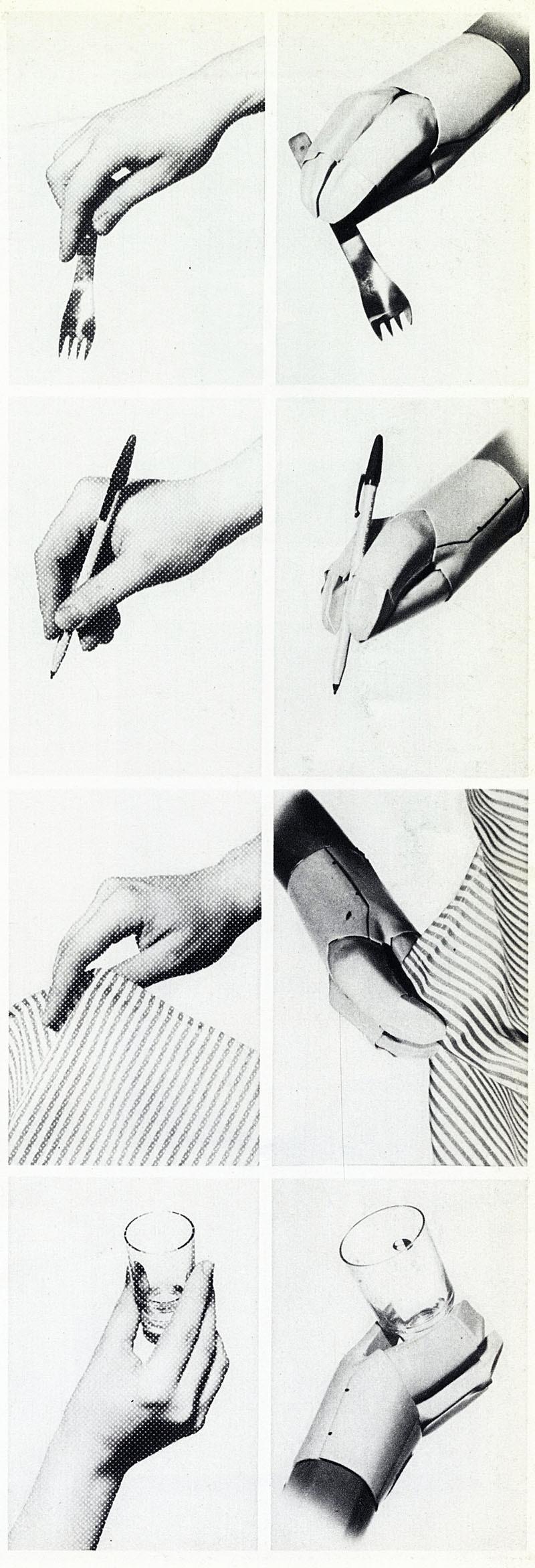Helmut Scholz. Domus 453 August 1967, 21