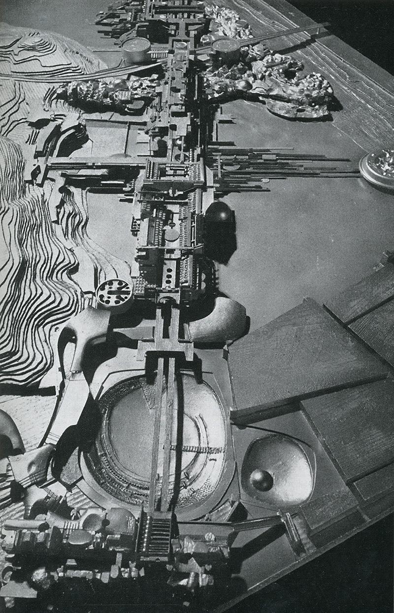 L. Savioli. Casabella 312 1967, 29