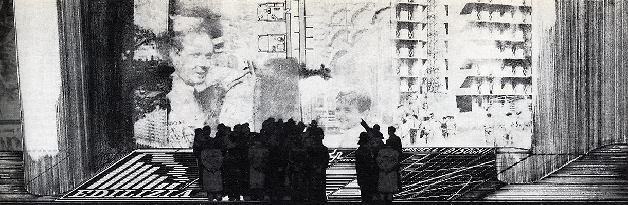 Giuliano Banfi, Emilio Battisti, Mario Robotti. Casabella 325 1968, 13