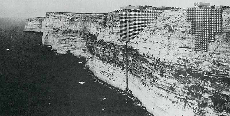 Julio Lafuente. Architectural Review v.143 n.852 Feb 1968, 94