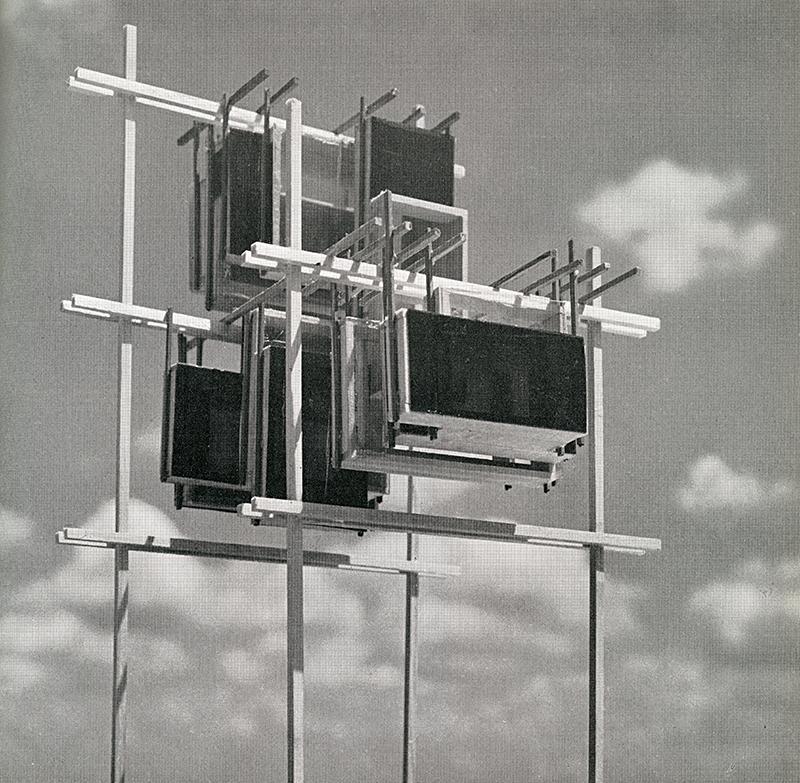 Giuseppe Perugini and Uga de Plaisant. L'Architettura  1968,