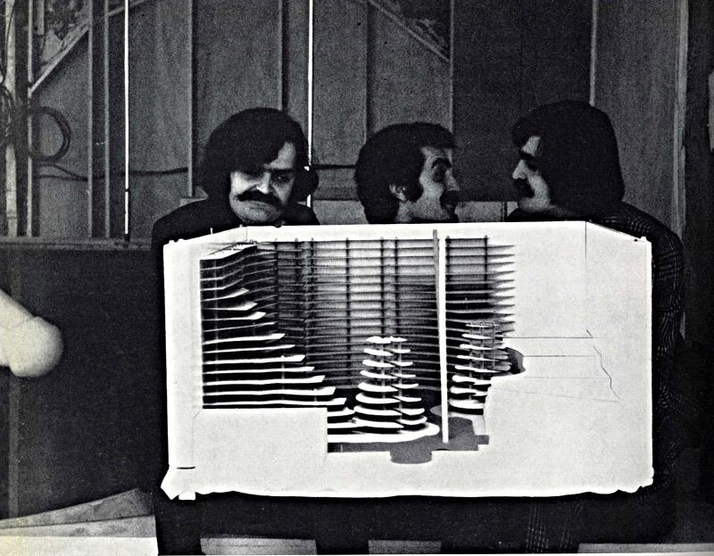 Bini Brothers. Domus 471 February 1969, 25