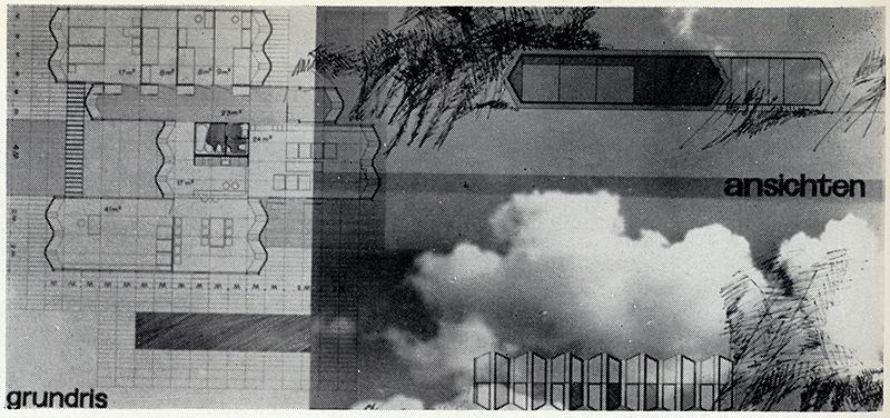 Leszek Lesniak. Architectural Review v.145 n.868 June 1969, 466