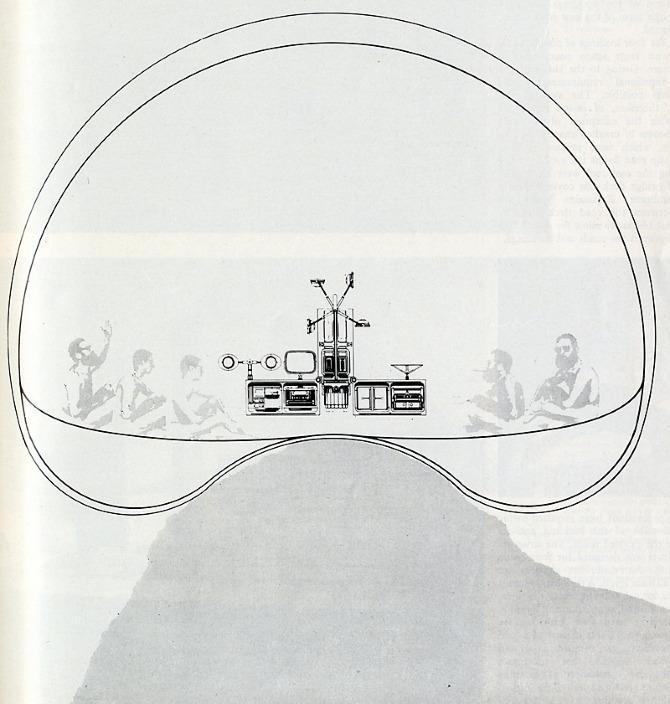 Reyner Banham. Architectural Design 39 January 1969, 48