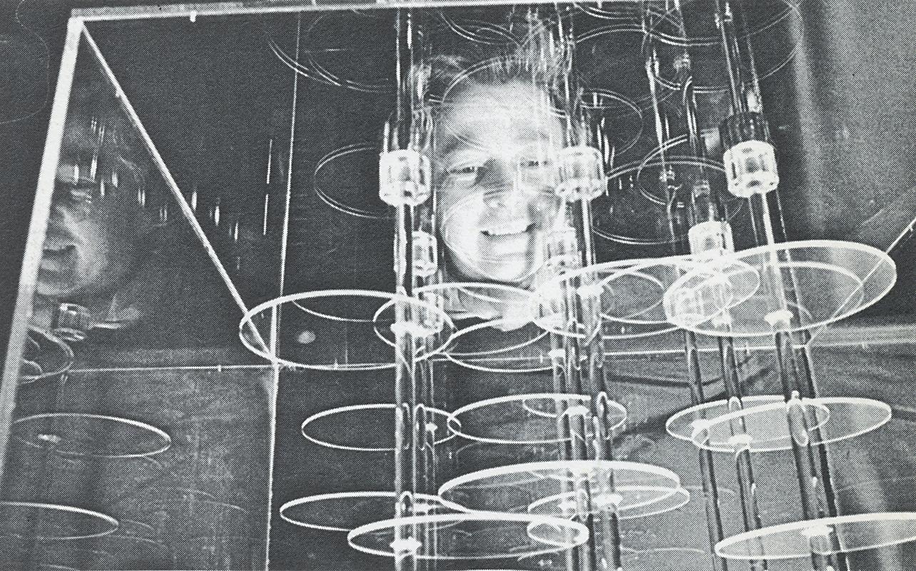 Martha Botto et Gregorio Vardanega. Cree 1 8 1969,