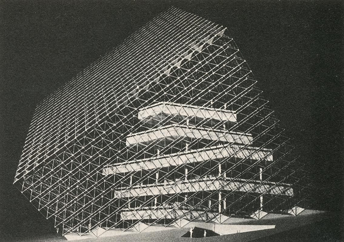 R.Buckminster Fuller. Architectural Record. Feb 1970, 41