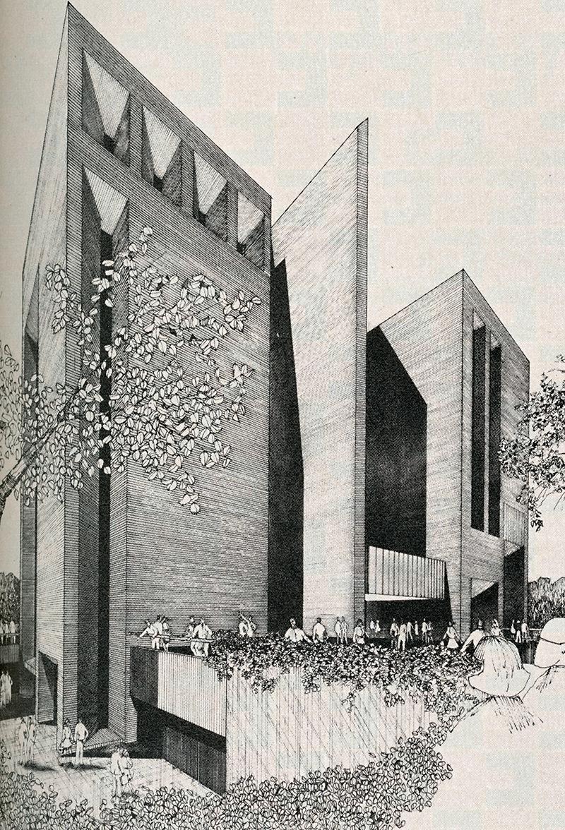 Daverman Associates. Architectural Record. Apr 1970, 43