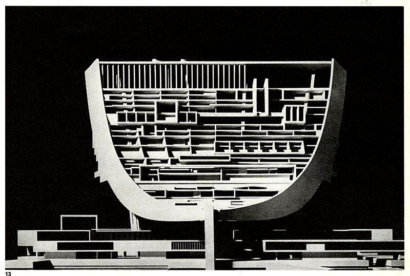 Manfredi Nicoletti. Casabella 347 1970, 16