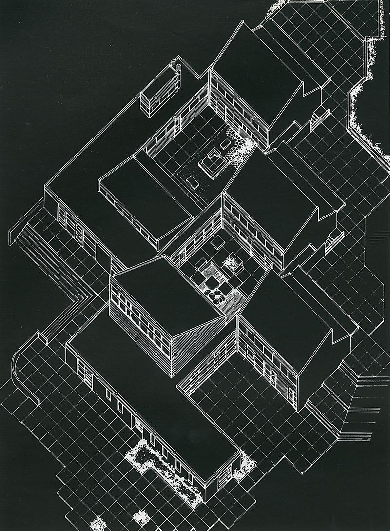 Roger Pumford. Architectural Review (MANPLAN 4) v.147 n.875 Jan 1970, 24
