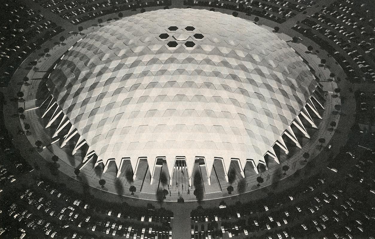 Turley Stievater Walker Mauri. Architectural Record. Feb 1970, 44