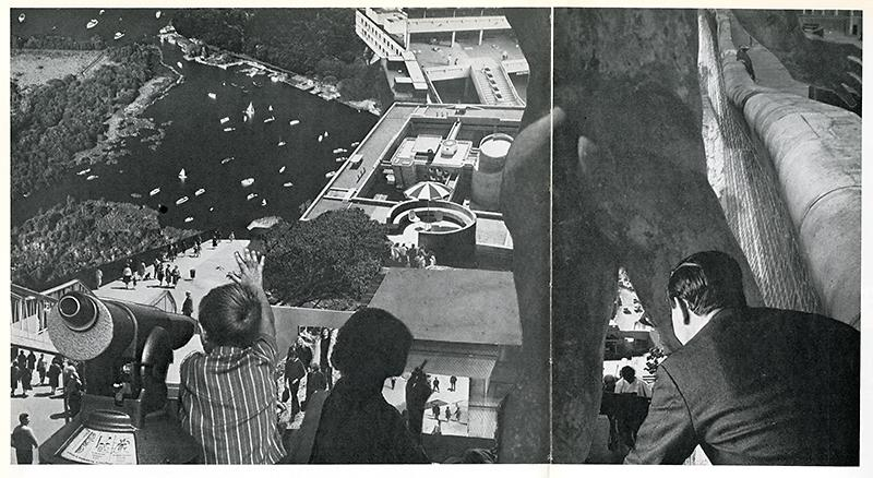 Ivor De Wolfe and Kenneth Browne. Civilia. Architectural Press London 1971, 104