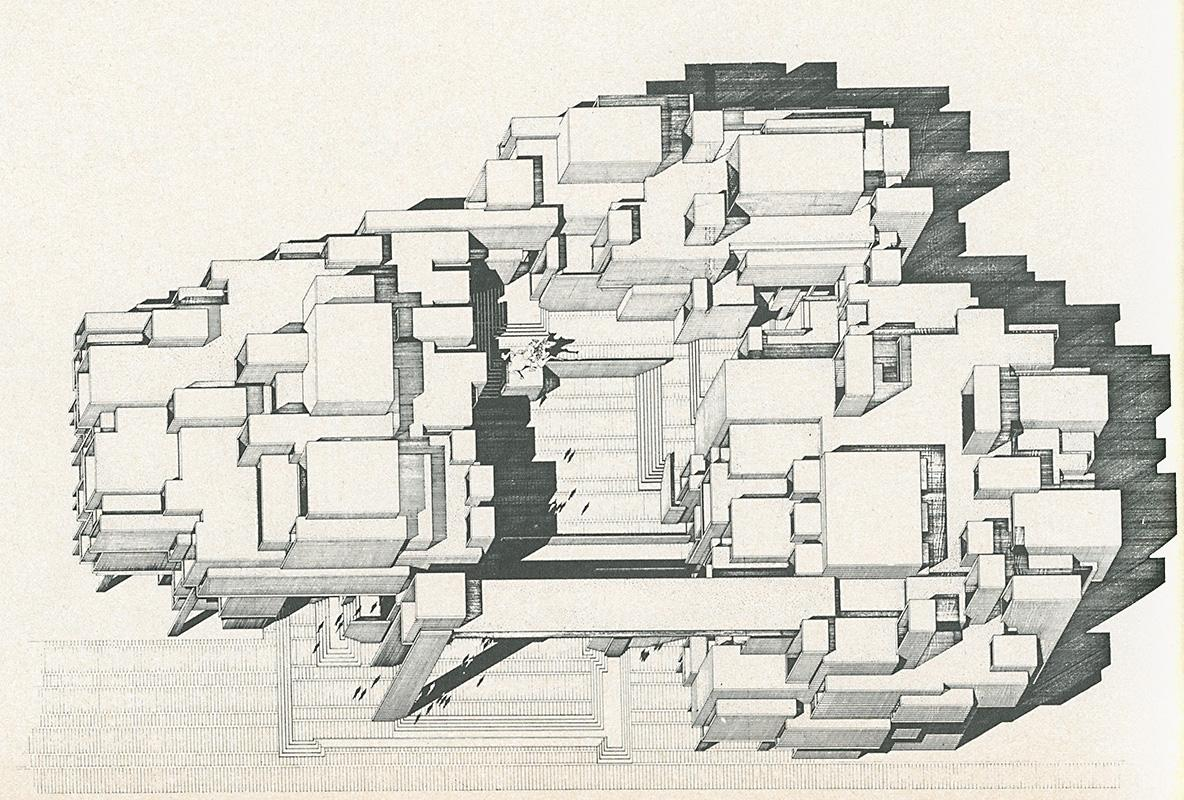 Paul Rudolph. Architectural Record. Aug 1971, 84