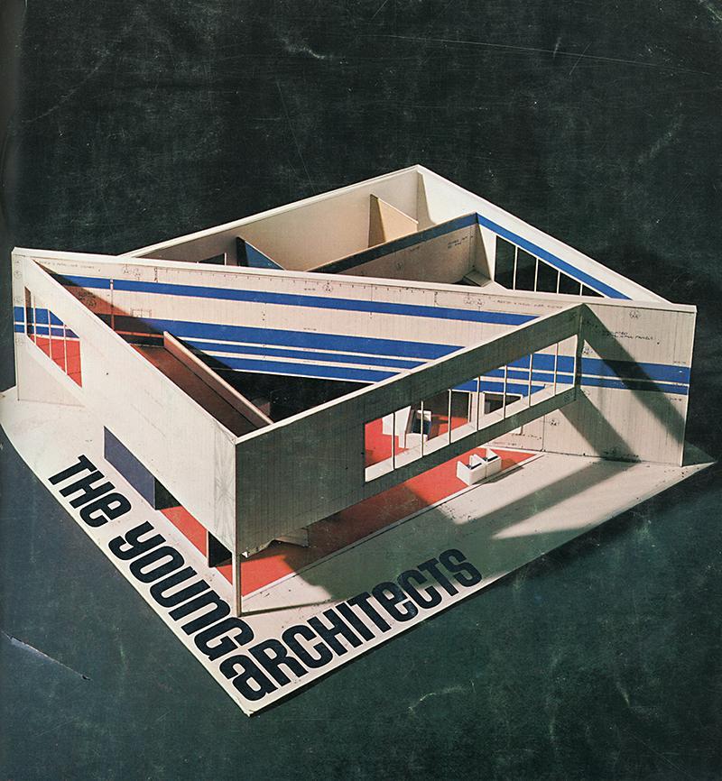 Elbasani Logan Severin. Architectural Record. Dec 1972, 90