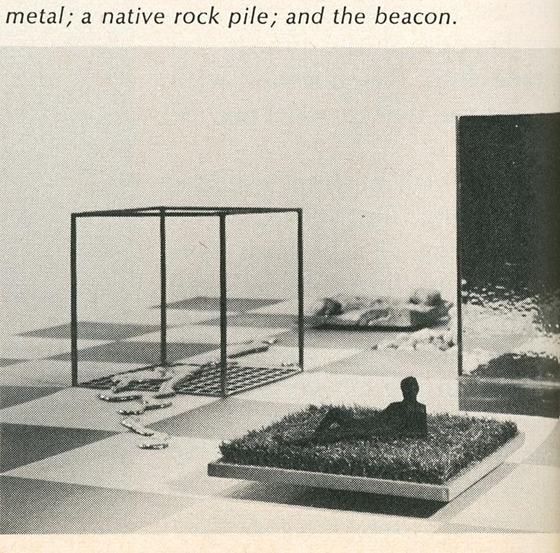 SITE. Architectural Record. Feb 1972, 102