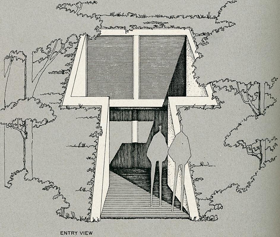 William Morgan. Architectural Record. Sep 1972, 136