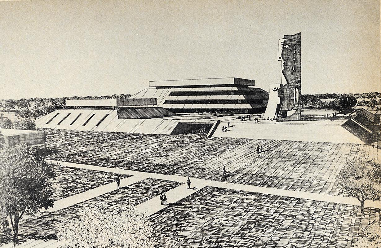 Herbert H Johnson. Architectural Record. Sep 1973, 39