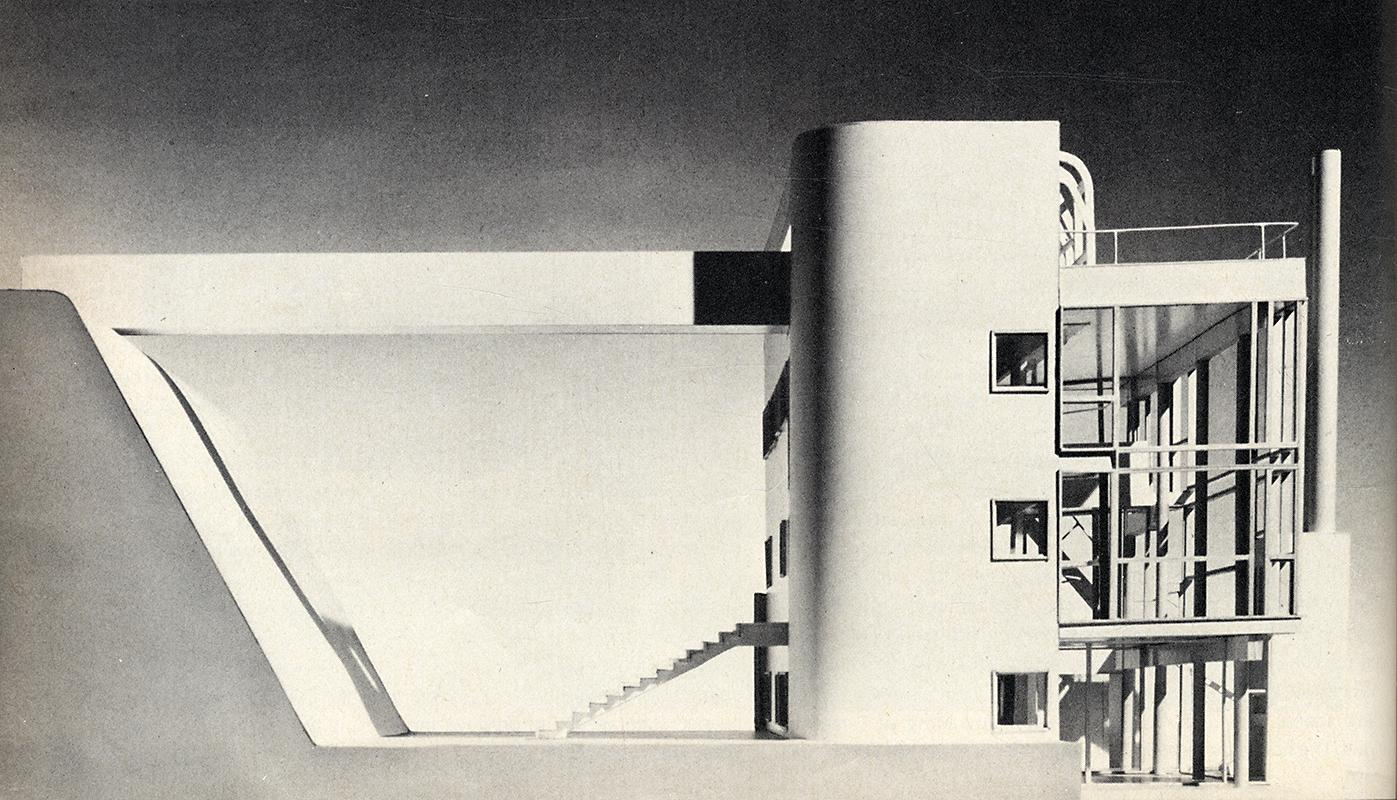 Richard Meier. Architectural Record. Jul 1973, 90