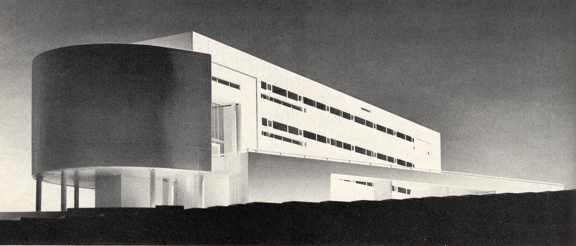 Richard Meier. Architectural Record. Feb 1974, 118