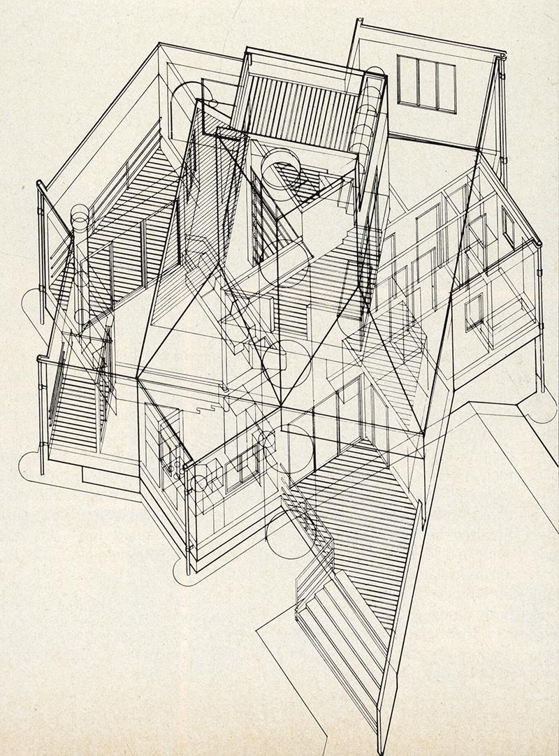 Thomas Larson. Architectural Record. May 1974, 49